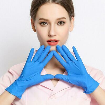20-100 nitrile  Disposable Gloves Powder & Latex Free Industrial Medical w/ Box