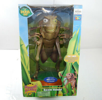 The Large Crawl a Bugs Life - Electronic Hopper Room Guard Think Way (F12)