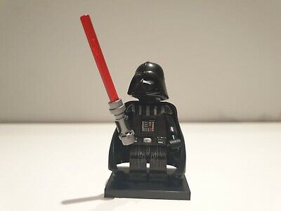 Star Wars DARTH VADER Custom Brick Lego Compatible Mini Figure UK shipping!