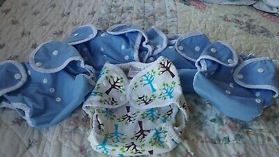 Thirsties Diaper Covers Snap 5 Lot Size 2