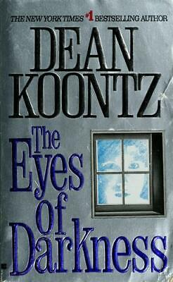 LAST EDITION! The Eyes Of Darkness By Dean Koontz [Digital Edition]
