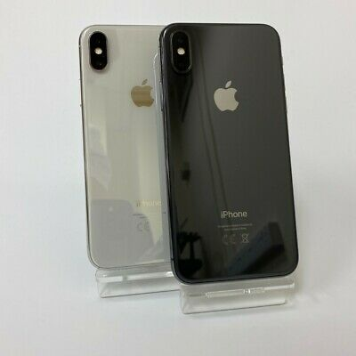 APPLE iPHONE X 64GB / 256GB - Unlocked - Space Grey / Silver Smartphone Mobile