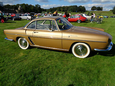 Renault Floride 1962 in Gold, Show Winner, Stunning Condition
