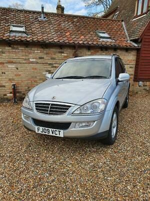Ssangyong Kyron 2.0TD 2008MY EX