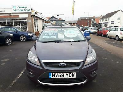 2008 Ford FOCUS CC 2.0 CC 2 Hardtop Convertible From £3,695 + Retail Packag