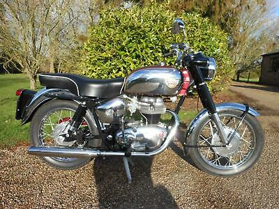 Royal Enfield Crusader Sport 250, 1960, Restored Condition, A Little Beauty