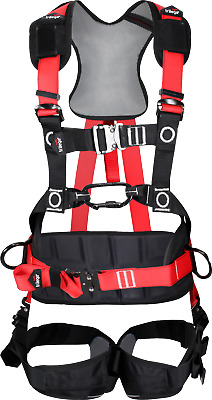 Traega Premium Comfort Safety 3point Harness, Construction, Working at Height