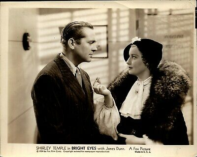 Bright eyes Shirley Temple James Dunn movie poster #2