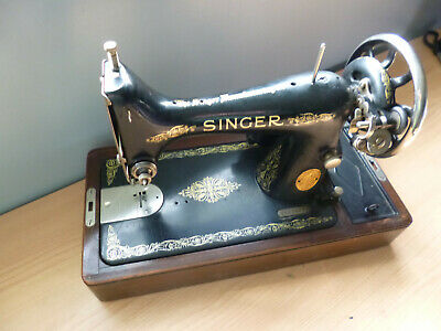 Vintage Singer Sewing Machine | Serial number Y8530224