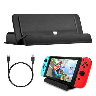 Portable Charger Charging Stand Holder Dock For Nintendo Switch Lite NS Console