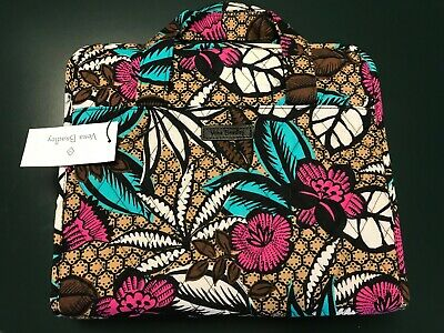 Vera Bradley Hanging Organizer Canyon Road Pattern New With Tags