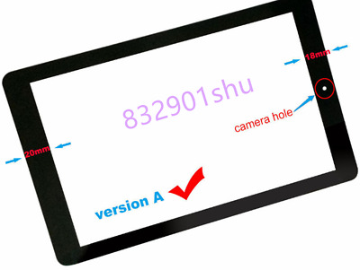 """9/"""" OEM Compatible with TYF1085V3 Touch Panel Digitizer Glass Panel Sensor"""