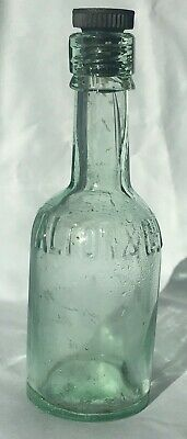 Alton & Co. Lincoln Ltd Inner Screw Top Derby Bottle With Stopper