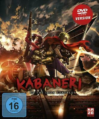 Kabaneri of the Iron Fortress - DVD 3 mit Sammelschuber (Limited Edition) | DVD