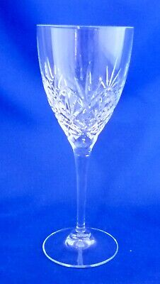 "A Royal Doulton Crystal 'Hellene' 7 5/8"" Large Claret Wine Glass"