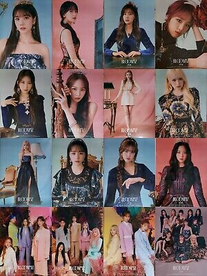 IZ*ONE BLOOM*IZ Unfolded Official Posters - IZ ONE BLOOM IZ