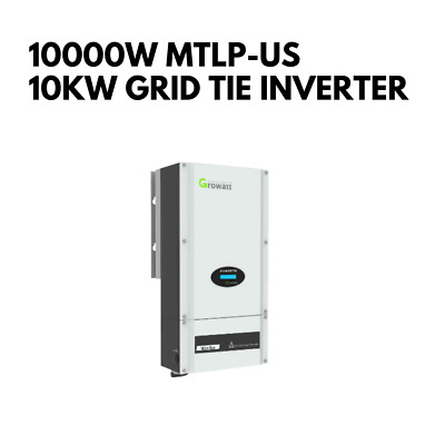 NEW 2020 Growatt STRING INVERTER 5kW 5000w + WiFi + FREE SHIPPING