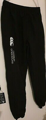 Girls Canterbury Of New Zealand Joggers Black