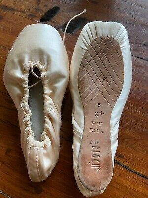Bloch Heritage Point Shoes
