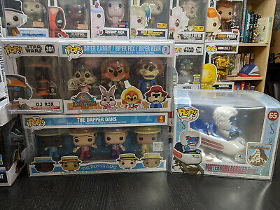 Funko Pop! Mystery Box - Vaulted, Chase, Exclusives, Commons, 2 / 3 / 4 Packs