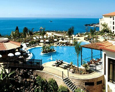 Timeshare Porto Mare Residence, Funchal, Madeira, Portugal, RCI Gold Crown