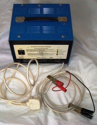 Battery Charger 12v Automatic 7A