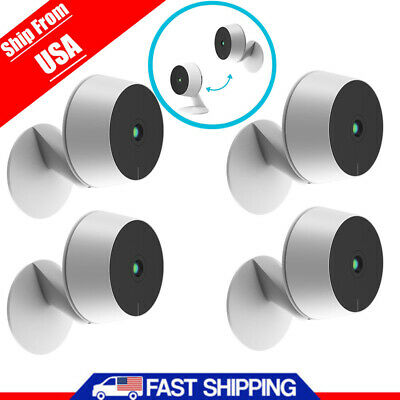 4/2/1pcs Full HD 1080P Indoor WiFi Wireless IP Network IR Security Camera System