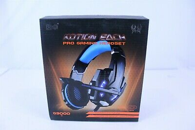 KOTION EACH pro gaming headsets G9000 Gold plated 3.5mm 4-pin plug