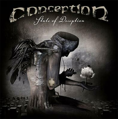 Conception - State Of Deception CD #132920 V