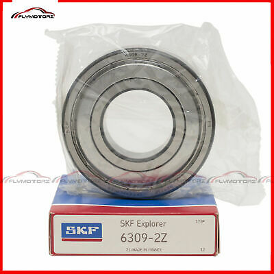 1 Pcs 6203-12 ZZ CM 12MM Bore NSK Metal Shield Ball Bearing Made In Japan SKF