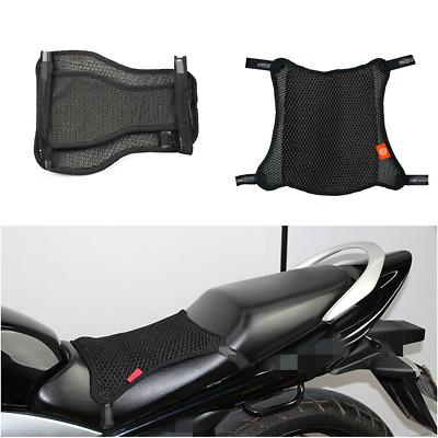 Triboseat Anti Slip Motorcycle Passenger Seat Cover Black Compatible With Bmw K1200Rs Comfort Seat 1997-2005