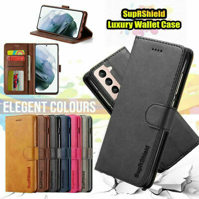 For Samsung Galaxy S20 Plus Ultra S8 S9 S10e S10+ Wallet Case Leather Flip Cover