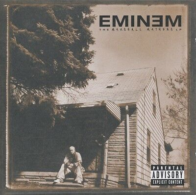 Eminem - The Marshall Mathers LP (2000)  CD  NEW/SEALED  SPEEDYPOST