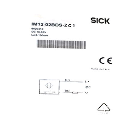 H● SICK  IM12-02BDS-ZC1 Cylindrical thread design New