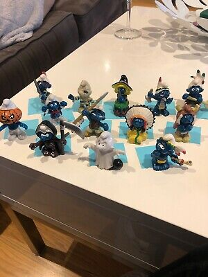 Rare Smurfs From 2005-2006 !! Get In Quick !!
