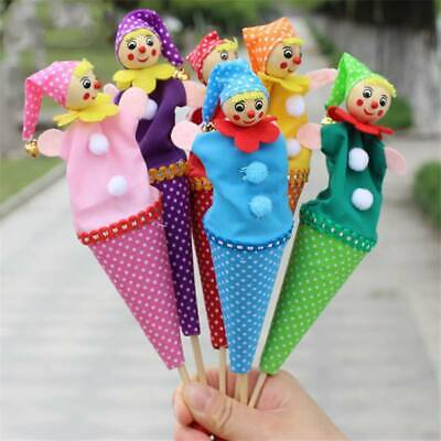 6Pcs Kids Toys Soft Interactive Baby Dolls Toy Mini Doll For Girls Boys Gifts QK