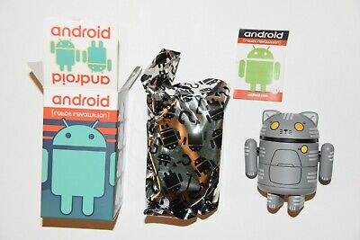 Power Vampire Android Special Edition Figure Andrew Bell Google Robot Vinyl Toy