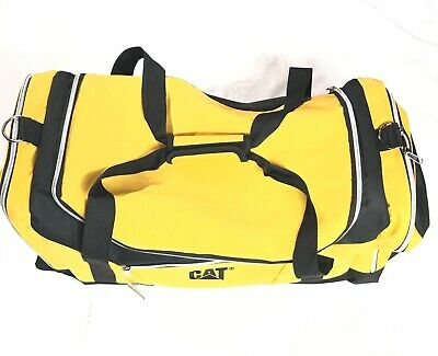 Black CAT Project 24L Top Quality Duffel Travel Sports Training Bag Holdall