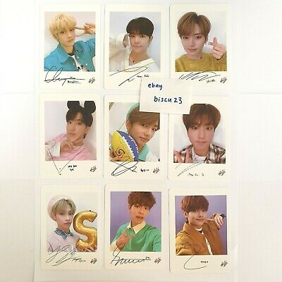 Stray Kids Official Vlive 1st Fanclub Photocard