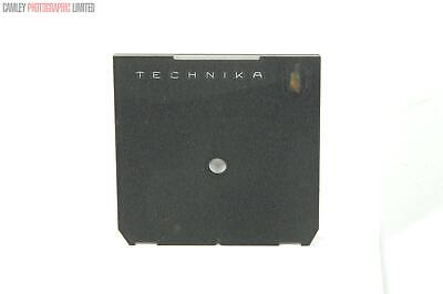 Linhof Technika Lens Board. Undrilled. Unused. Graded: BGN [#9094]