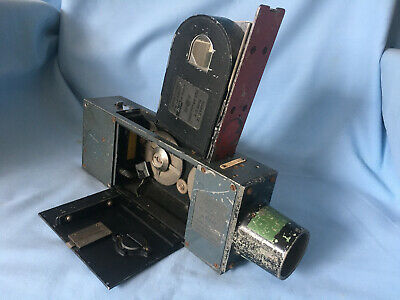 Spitfire Williamson Gun Camera G45 And The Original Film Cassette
