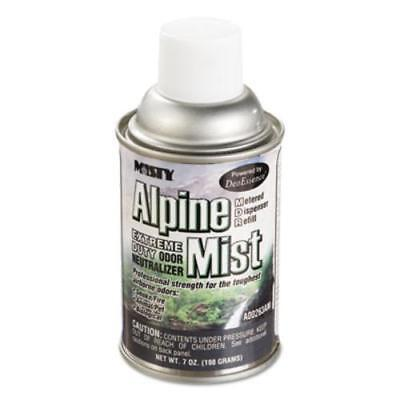 Waterbury Companies 1039401 Metered Odor Neutralizer Refills, Alpine Mist, 7oz,