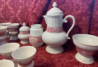Heinrich Rudesheimer Germany 27 Piece Coffee / Tea Set