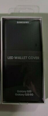 Samsung Galaxy S20 5G LED Wallet Case