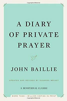 A Diary of Private Prayer, Hardback, With dust jacket  by John Baillie