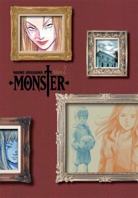 Monster, Vol. 2: The Perfect Edition, Paperback,  by Naoki Urasawa