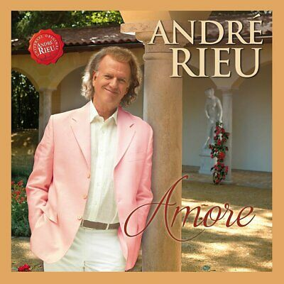 Audio Cd Andre' Rieu: Amore