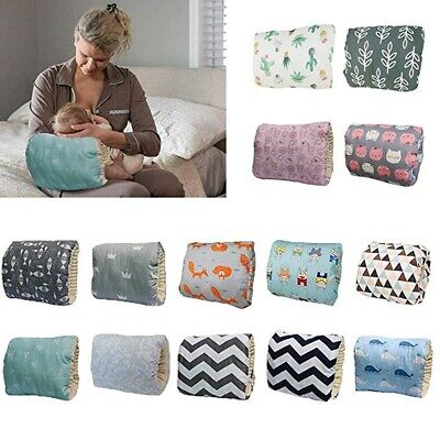 Kids Breast Feeding Baby Maternity Soft Nursing Arm Pillow Baby Support Pillow