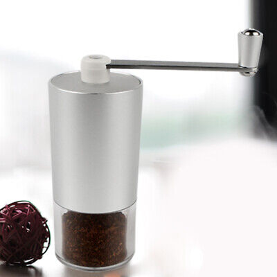 Ceramic Millstone Coffee Grinder Home Adjustable Manual Hand-rolling Bean Fine