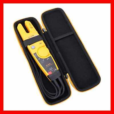 Hard Case For Fluke T5 1000/T5 600/T6 1000/T6 600 Electrical Voltage Continuity